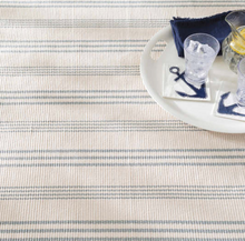 Load image into Gallery viewer, Dash & Albert - Swedish Stripe Woven Cotton Rug