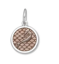 Load image into Gallery viewer, LOLA - Mermaid Pendant - Pink