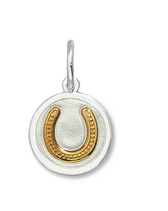 LOLA - Horseshoe Gold - Alpine White