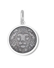 Load image into Gallery viewer, LOLA - Lion Pendant - Pewter