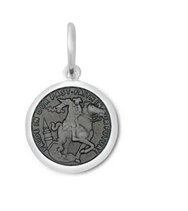 LOLA - Patriot Pendant - Pewter