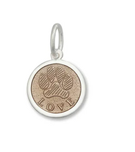 Load image into Gallery viewer, LOLA - Paw Print Pendant - Pink