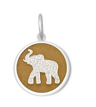 Load image into Gallery viewer, LOLA - Elephant Pendant - Bronze