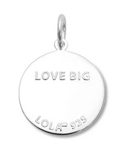 Load image into Gallery viewer, LOLA - Elephant Pendant - Pewter