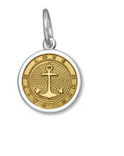 Load image into Gallery viewer, LOLA - Anchor Pendant - Gold Vermeil