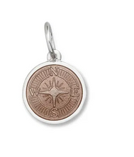 Load image into Gallery viewer, LOLA - Compass Rose Pendant - Pink