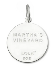 Load image into Gallery viewer, LOLA - Martha's Vineyard Pendant - Periwinkle