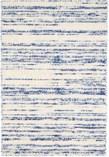 Load image into Gallery viewer, Dash & Albert - Echo Blue Loom Knotted Wool Rug