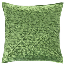 Load image into Gallery viewer, Pine Cone Hill - Parisienne Evergreen Velvet Bedding