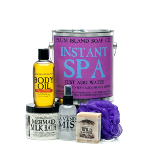 Plum Island Soap Co. - Instant Spa - Lavender