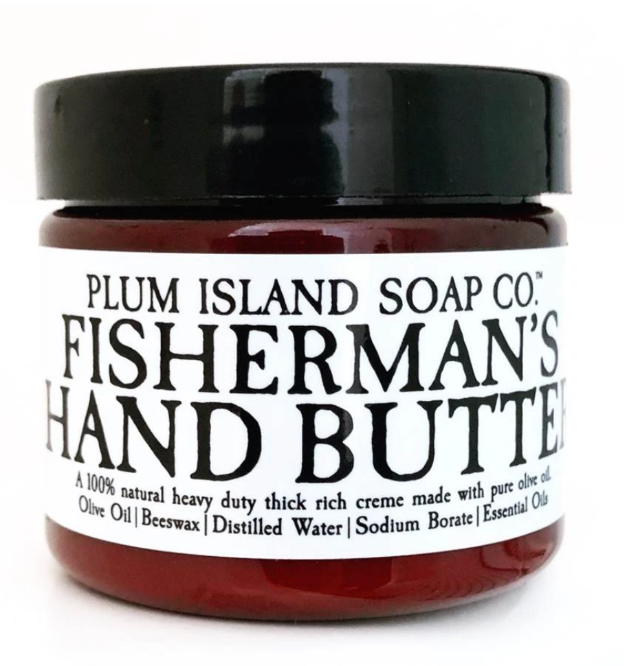Plum Island Soap. Co.. Fisherman's Hand Butter