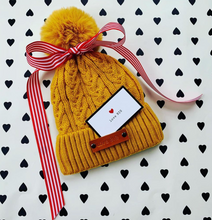 Load image into Gallery viewer, Love Big XO - Love Pom Hat