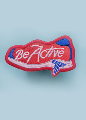 Be Active ROOTS Patch