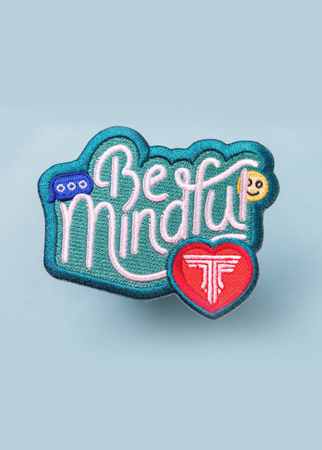 Be Mindful ROOTS Patch