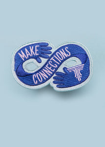Make Connections ROOTS Patch
