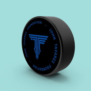 JTF Inaugural Hockey Puck – Signed Limited Edition of 91