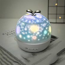 Load image into Gallery viewer, Starry Light Projector, Star Lamp, Night Light Projector, Star Constellation Lamp, Star Projector, Star Projection Lamp, Galaxy Light - Avolve