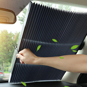 SunLite™ - Retractable Sun Shade