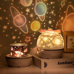 Starry Light Projector, Star Lamp, Night Light Projector, Star Constellation Lamp, Star Projector, Star Projection Lamp, Galaxy Light - Avolve