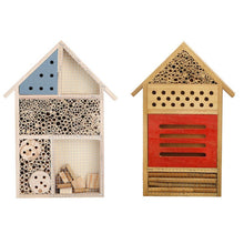 Load image into Gallery viewer, Wooden Insects And Bees House