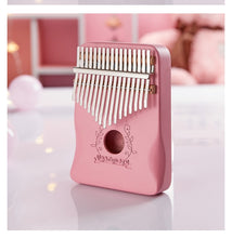 Load image into Gallery viewer, Avolve™ - 17 Key Kalimba (Pink)