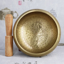 Load image into Gallery viewer, Handmade Tibetan Singing Bowl (18th century)