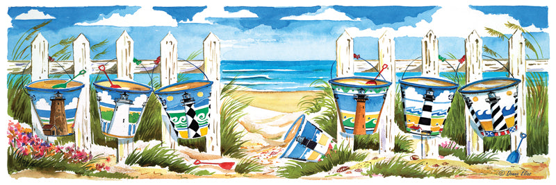 CAROLINA BEACH BUCKETS PUZZLE