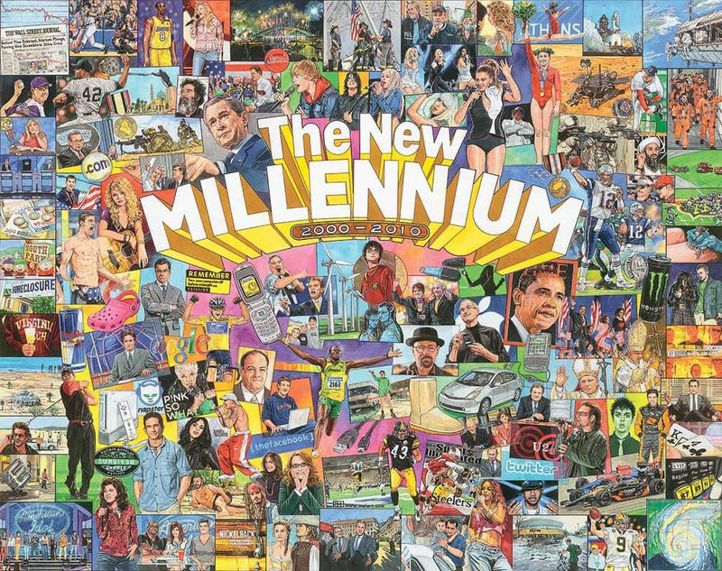 THE NEW MILLENNIUM PUZZLE