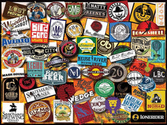 NORTH CAROLINA CRAFT BEER PUZZLE