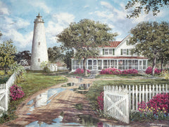 OCRACOKE LIGHTHOUSE PUZZLE