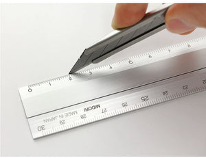 Liniuotė. Aluminium Multiple Ruler
