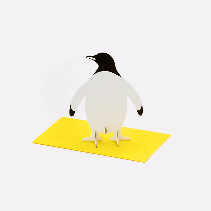 Atvirukas. Post Animals - Penguin
