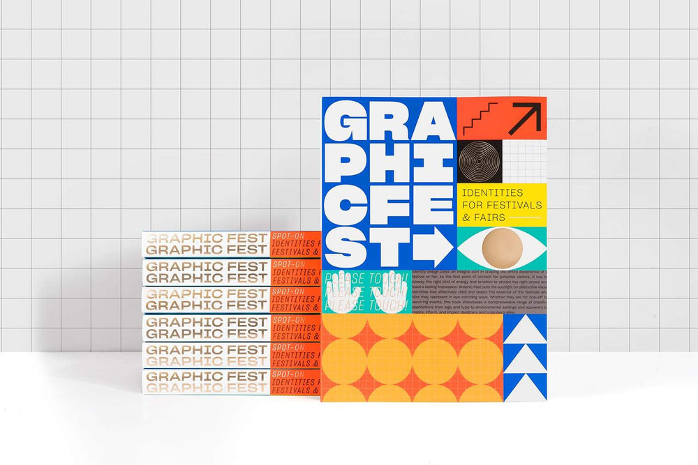 Graphic Fest. Spot-on identities for festivals & fairs