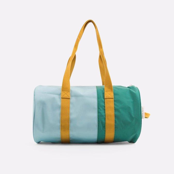 Krepšys. Duffle, light blue + retro mint
