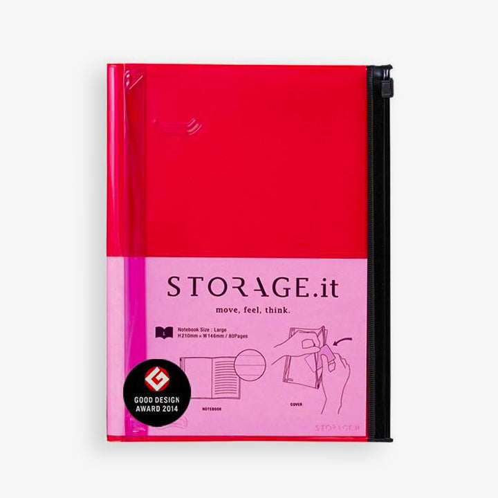 Užrašinė. STORAGE IT Notebook [A5]