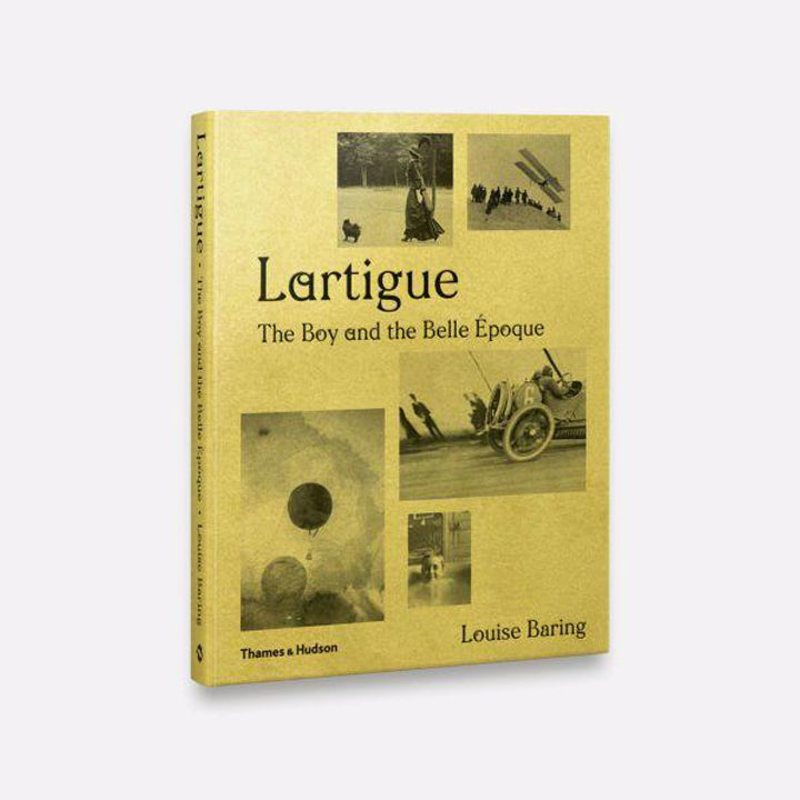 Lartigue: The Boy and the Belle Epoque