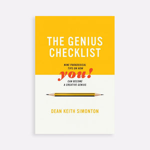The Genius Checklist