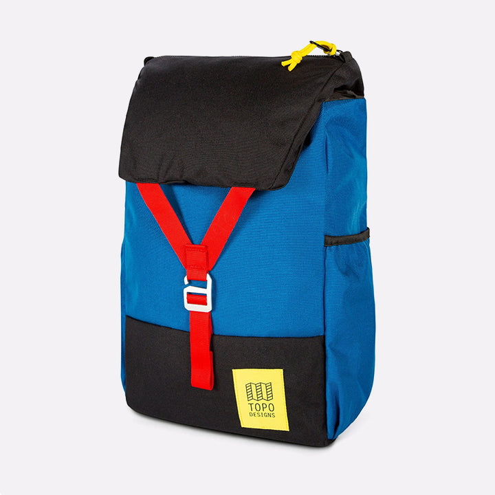 Kuprinė. Y-Pack Backpack - Blue/Black