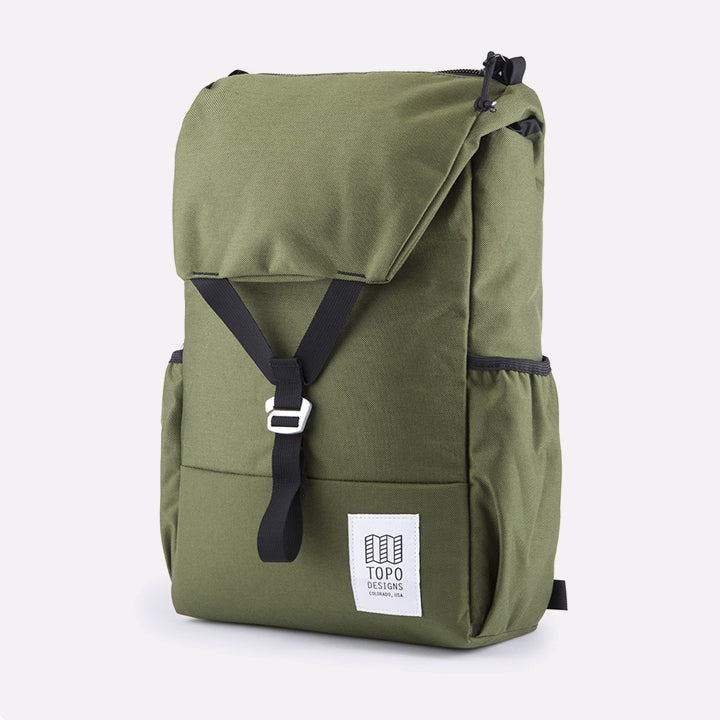 Kuprinė. Y-Pack Backpack - Olive