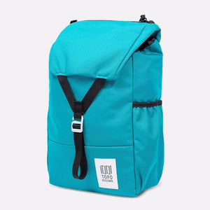 Kuprinė. Y-Pack Backpack - Turquoise