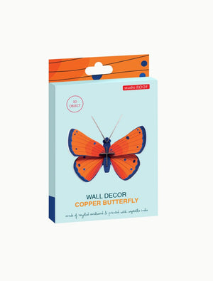 Dėlionė. Copper Butterfly