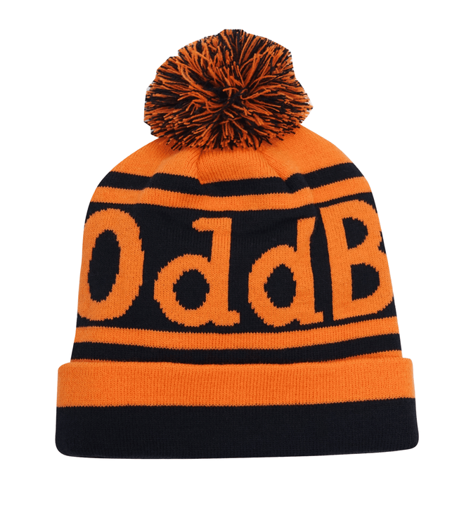 Obble Hat - 22 - Orange/Black