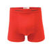 Mens Boxer Shorts - Classic Red & Charcoal