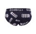 ECB - Navy - Ladies Briefs