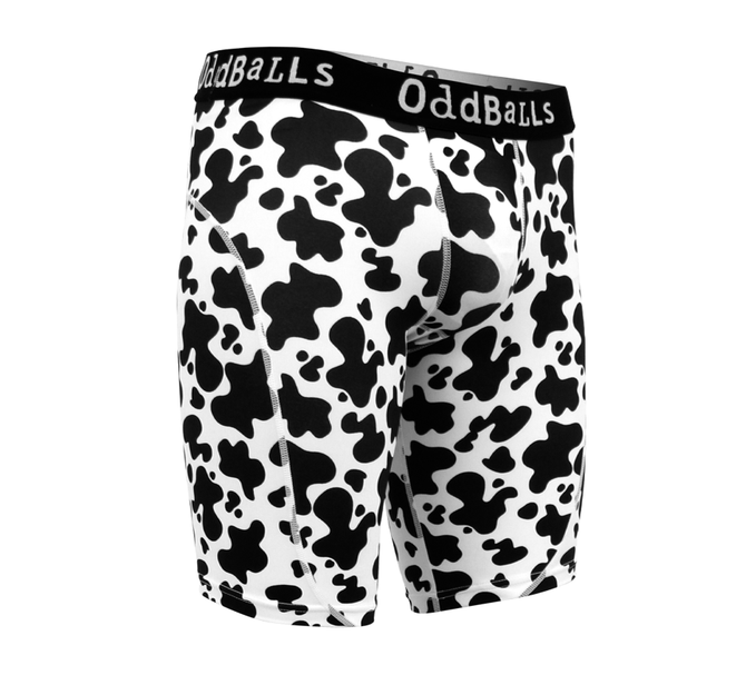 Compression Shorts - Fat Cow