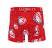 Gloucester - Red - 2020 - Mens Boxer Shorts