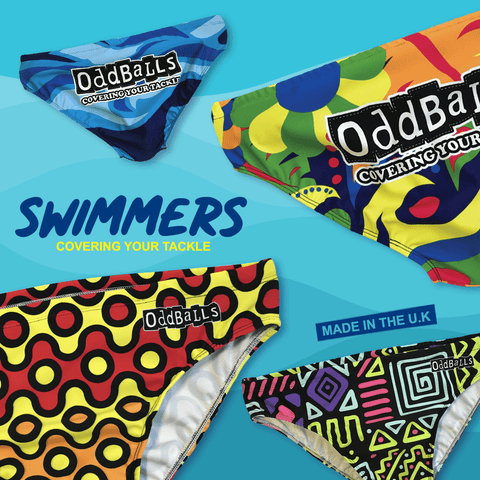 Custom Swimmers - £22