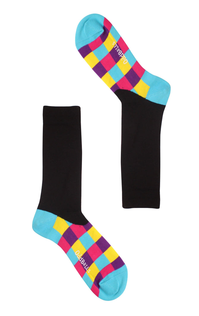 Hidden Lollipop Check - Socks