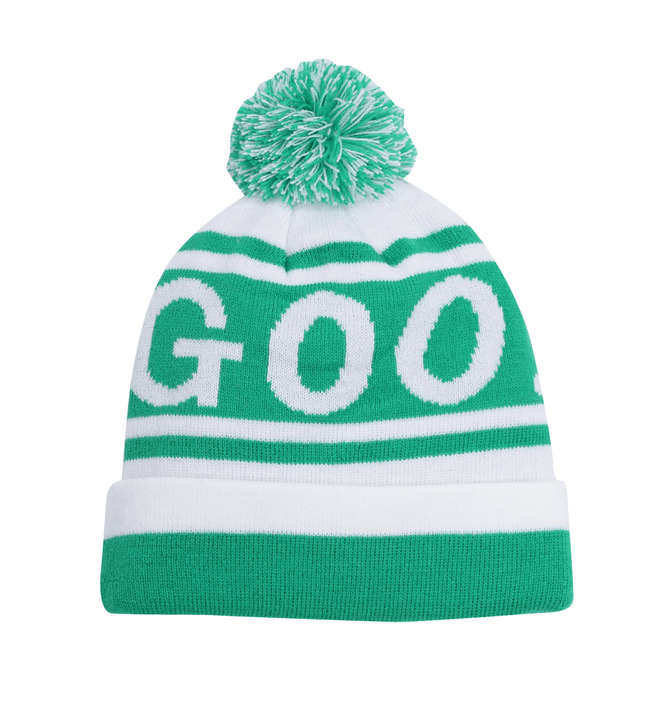 Goolies Hat - 23 - Green/White - 2020