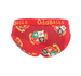 British & Irish Lions - Red - 2020 - Teen Girls Briefs